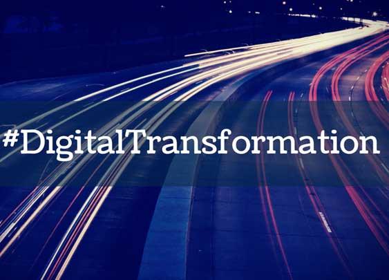 digital transformation speed