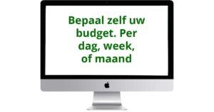 AdWords-budget