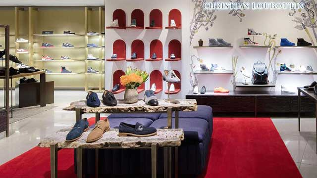 ecommerce Nordstrom New-York Louboutin