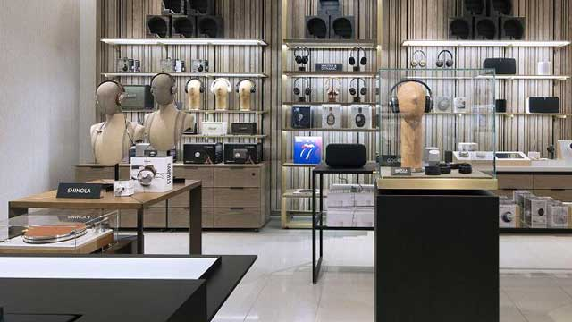 Nordstrom New-York tech