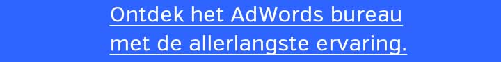 X8 Agency is het AdWords bureau in België met de langste ervaring