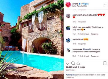 Airbnb Instagram marketing