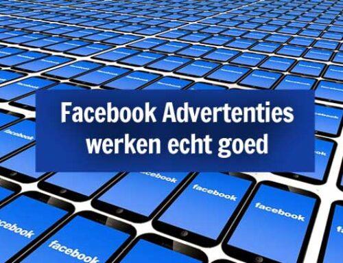 Facebook advertenties. Waarom lokale bedrijven ze moeten gebruiken.