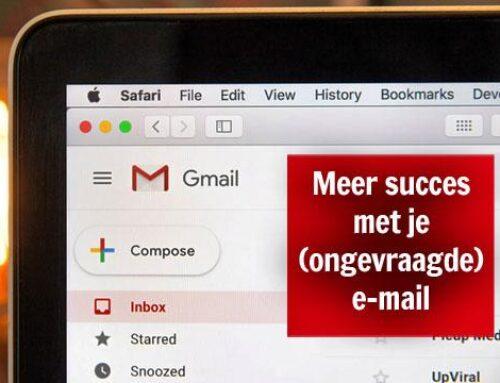 E-mail: hoe schrijf je follow-up mails die je vrijwel gegarandeerd een antwoord opleveren?